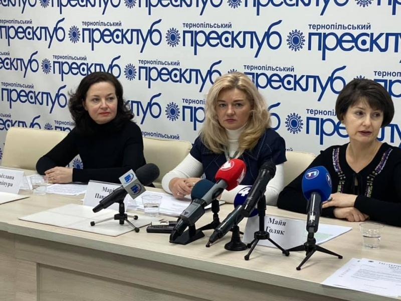 Про ситуацію із захворюваності на грип та гострі респіраторні вірусні інфекції у Тернопільській області