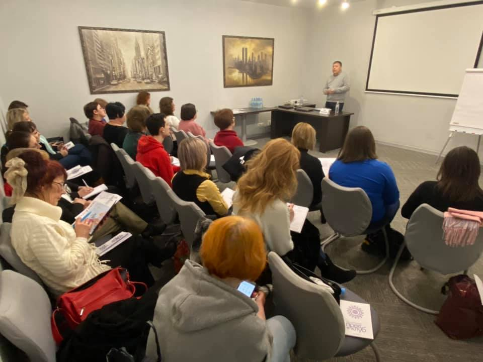 Тренінг «Законодавчі особливості Інтернет-журналістики» для реформованих ЗМІ Одещини