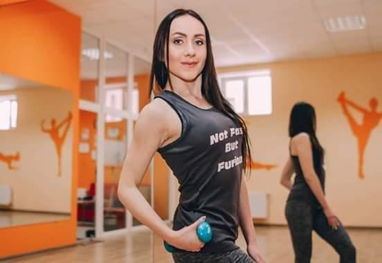 Христина Кабарівська-Боярська: «Карантин – зовсім не час, щоб лежати перед телевізором»