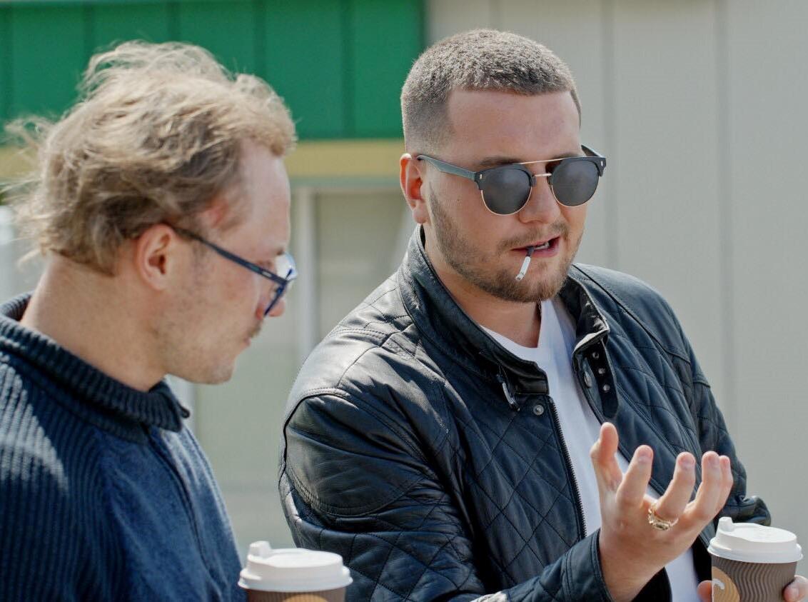 У Тернополі знято фільм, який став викликом для його режисера