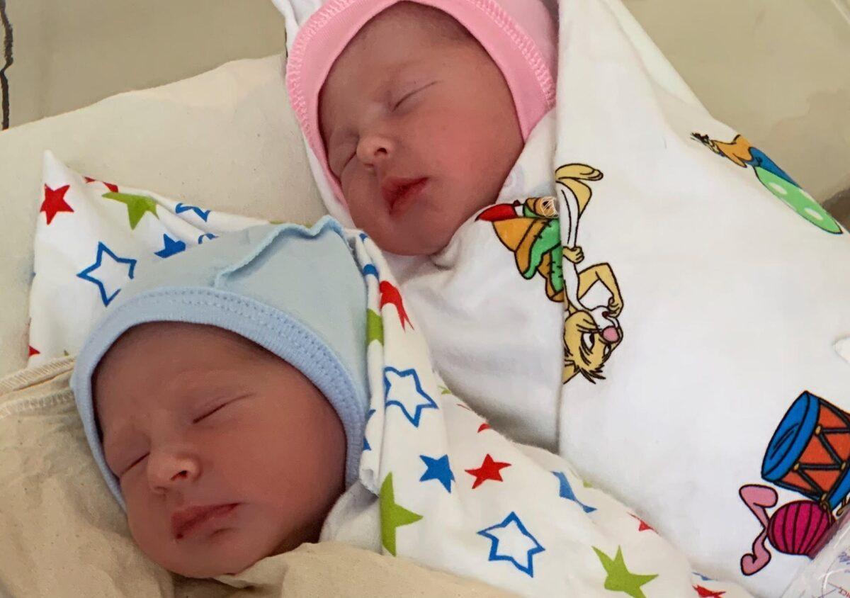 За 4 місяці народилося 719 малюків!