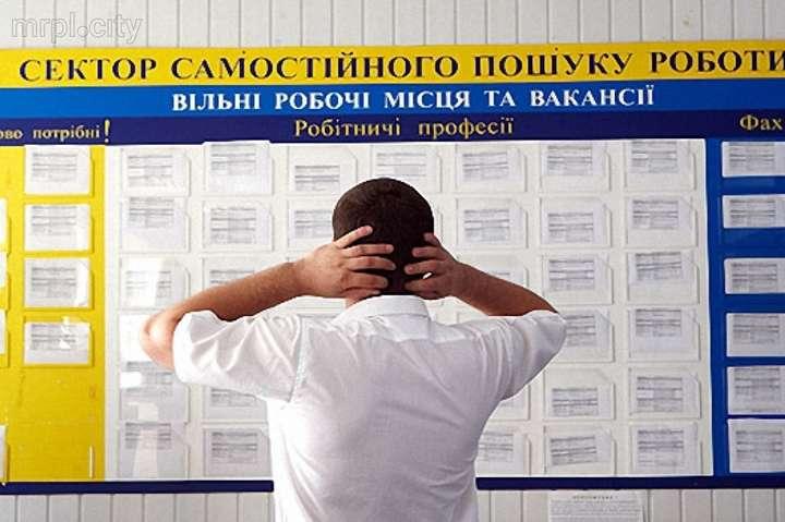На Тернопільщині більше 12,5 тис. безробітних