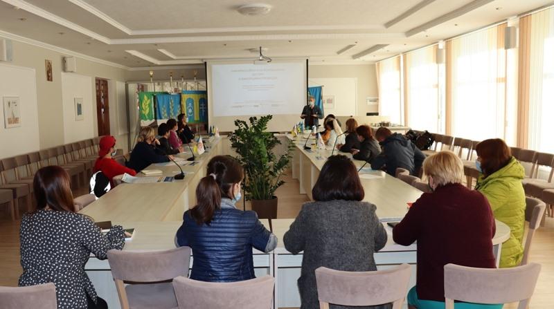 В ОТГ Тернопільщини проходять інформаційно-роз'яснювальні зустрічі з питань децентралізації та особливостей виборчого процесу