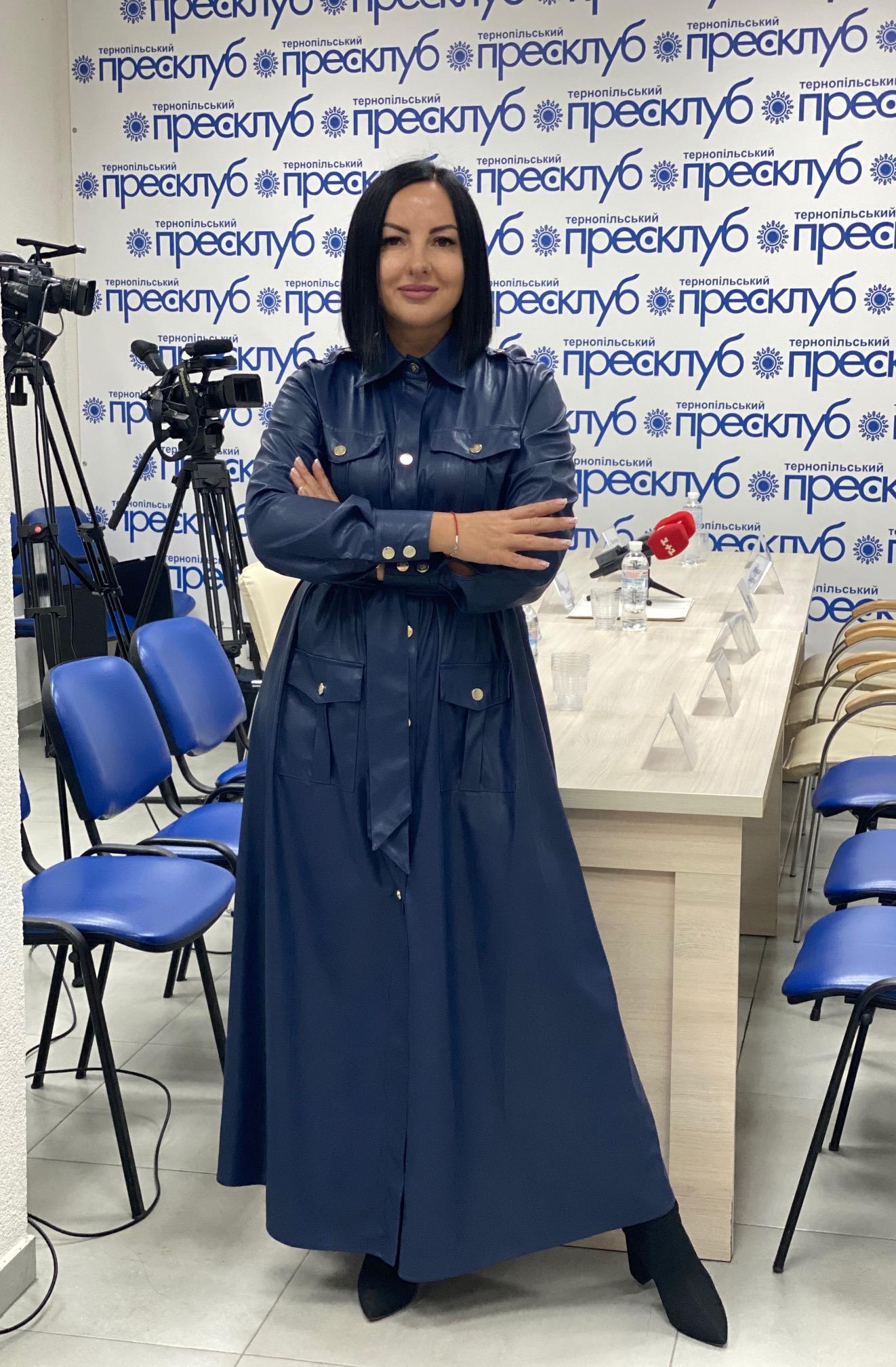 ДОБА МІСЦЕВИХ ВИБОРІВ 2020  з Тернопільським прес-клубом (фотозвіт)