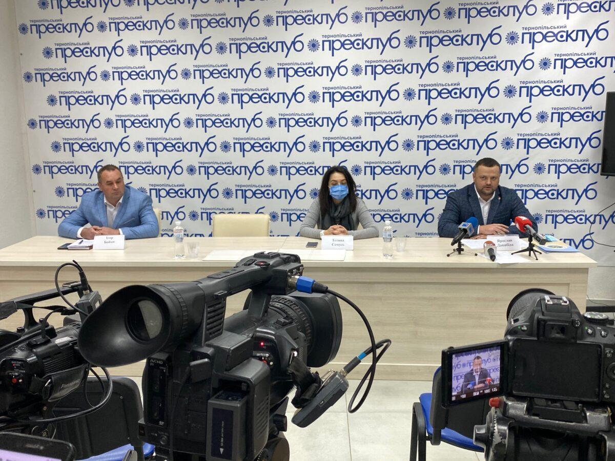 Місцеві вибори на Тернопільщині ускладнилися Новим виборчим кодексом та карантином