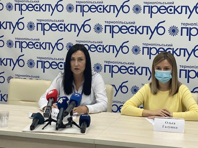 День голосування на Тернопільщині за результатими спостереження ГМ ОПОРИ
