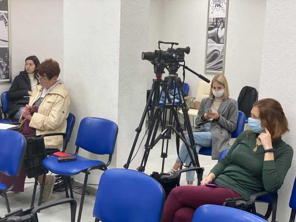 Пресконференція на тему: «Особливості виборчої кампанії-2020 на Тернопільщині очима спостерігачів»