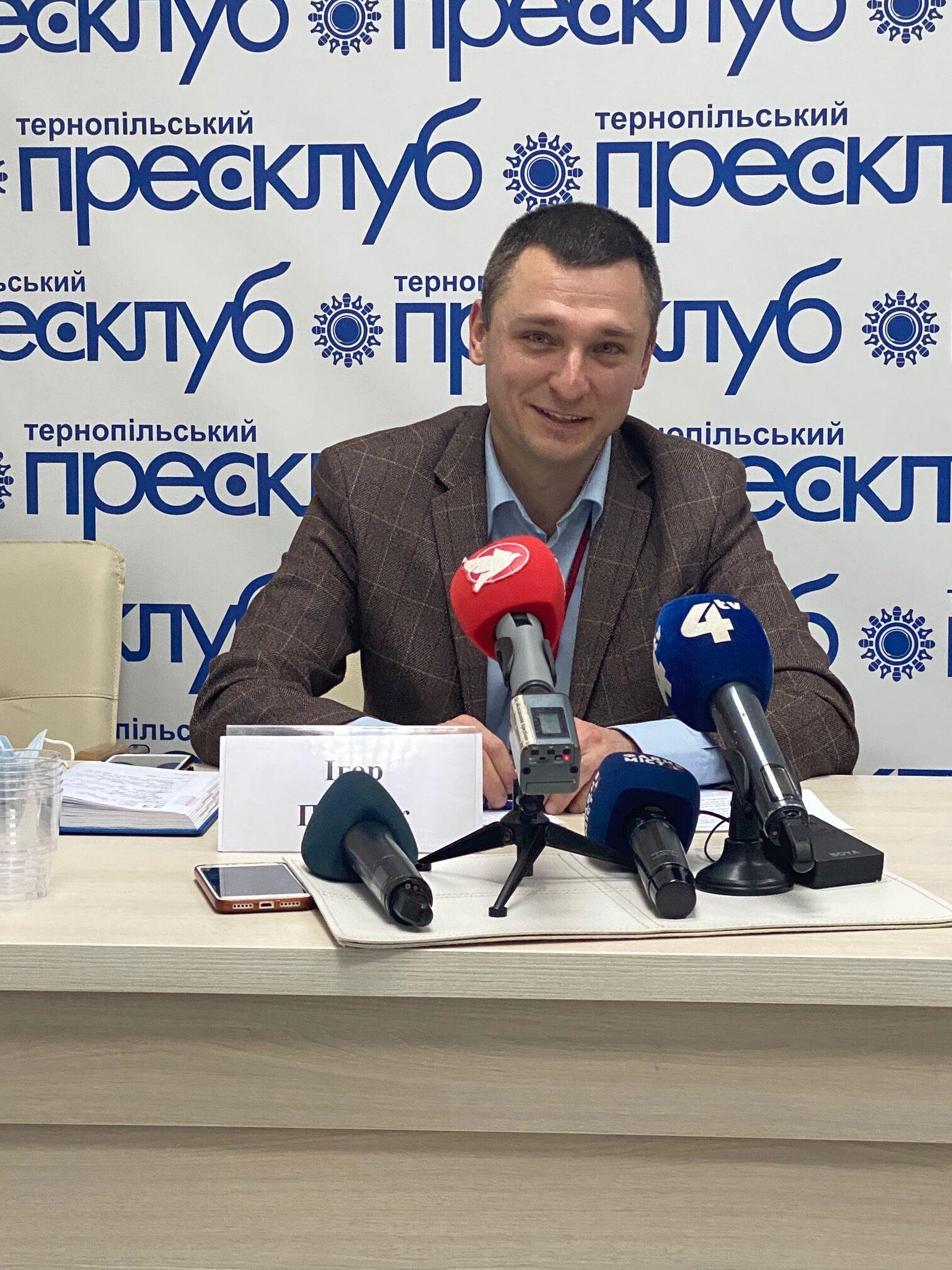 Підсумковий захід «Оцінка дня голосування та підрахунку голосів на місцевих виборах-2020 в Тернопільській області»