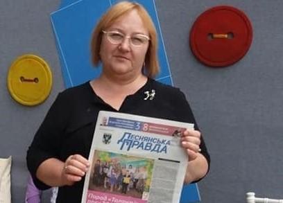 Людмила Пархоменко: «Отримали заряд натхнення й бажання змінювати світ!»