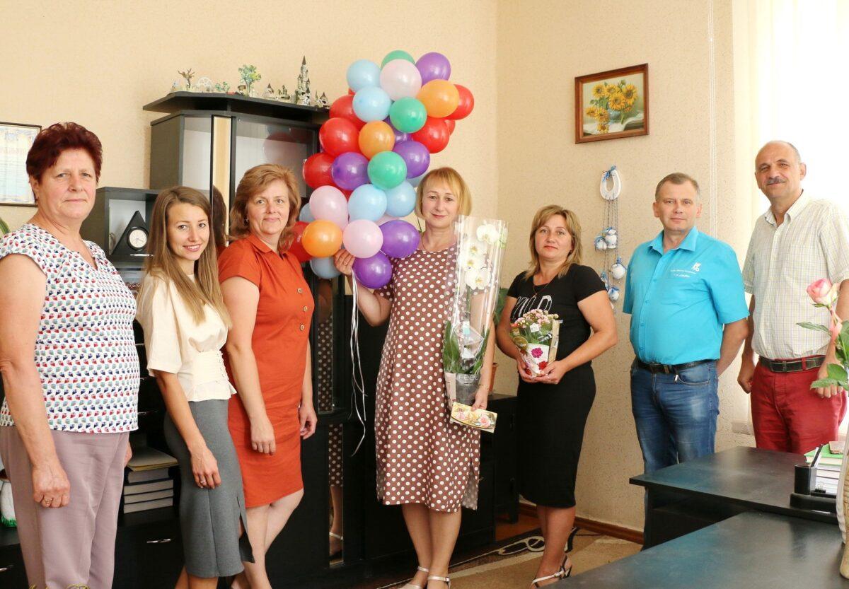 Алла Омельчук: «Співпраця з місцевою ОТГ стала ефективнішою»