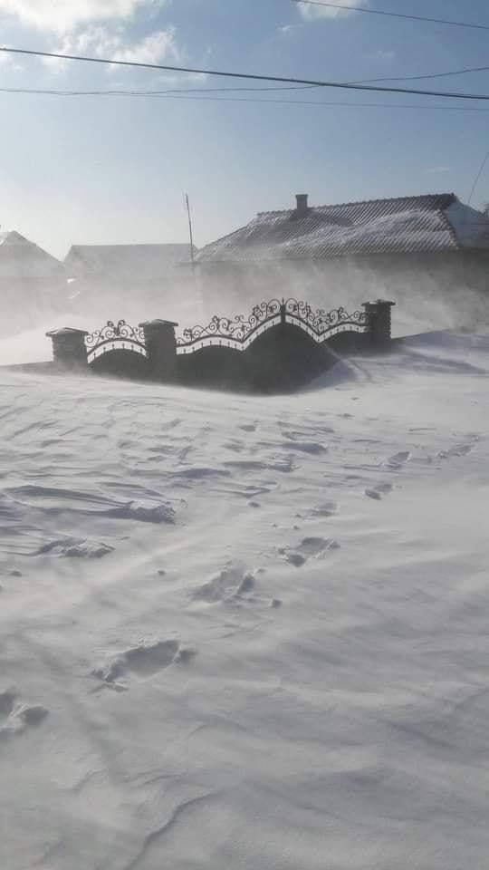 У соцмережах поширили фейк про наслідки снігопаду на Тернопільщині