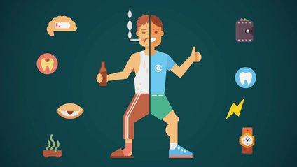 «Їжте й пийте все, що хочете» – у соцмережах поширили неправду про нездоровий спосіб життя