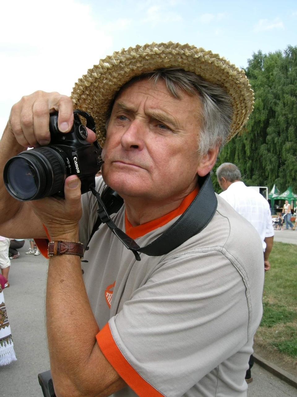 4 червня о 12.00 у Тернополі відкриють фотовиставку заслуженого журналіста України Василя Бурми