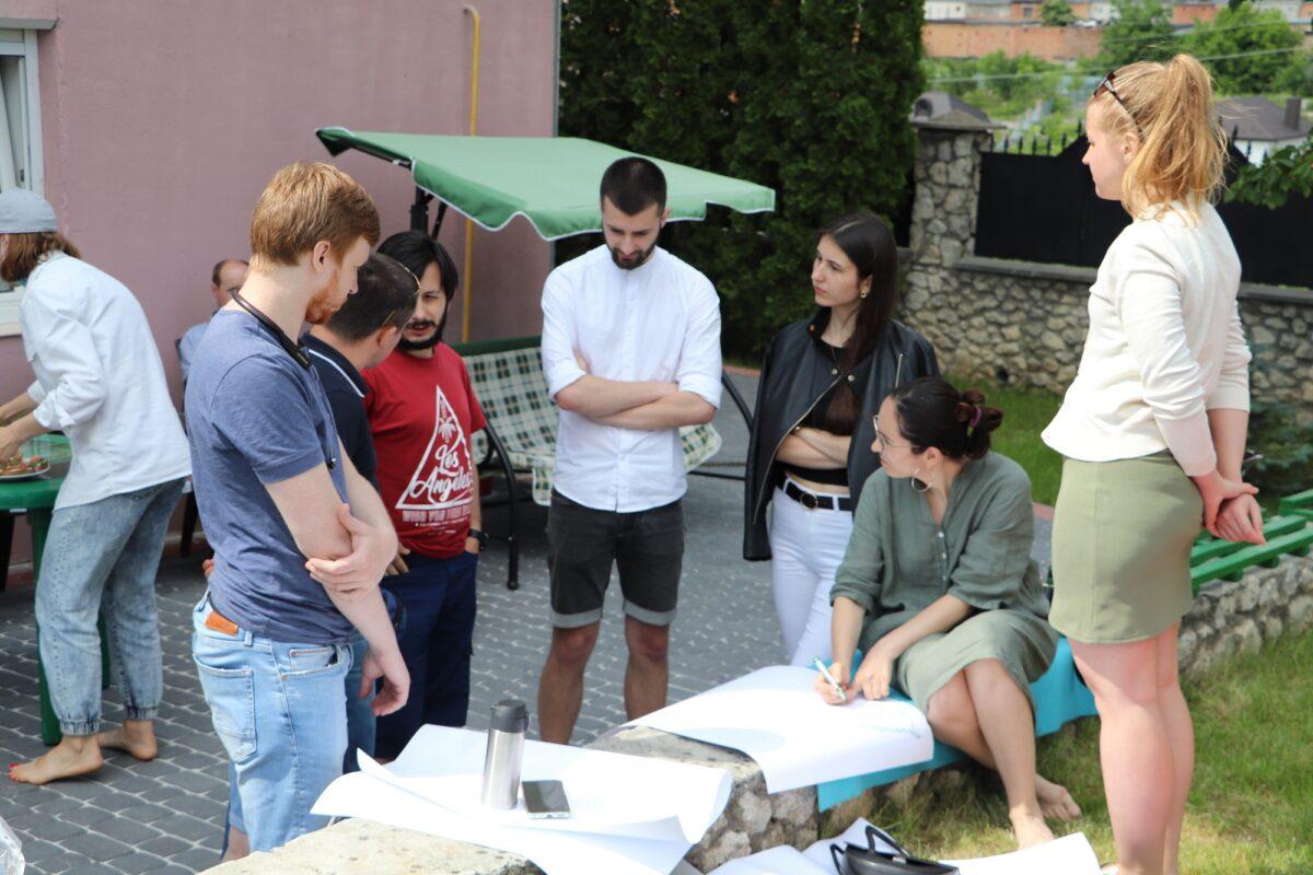 Креативний пікнік у Тернополі – щоб оновити правила Громадського бюджету