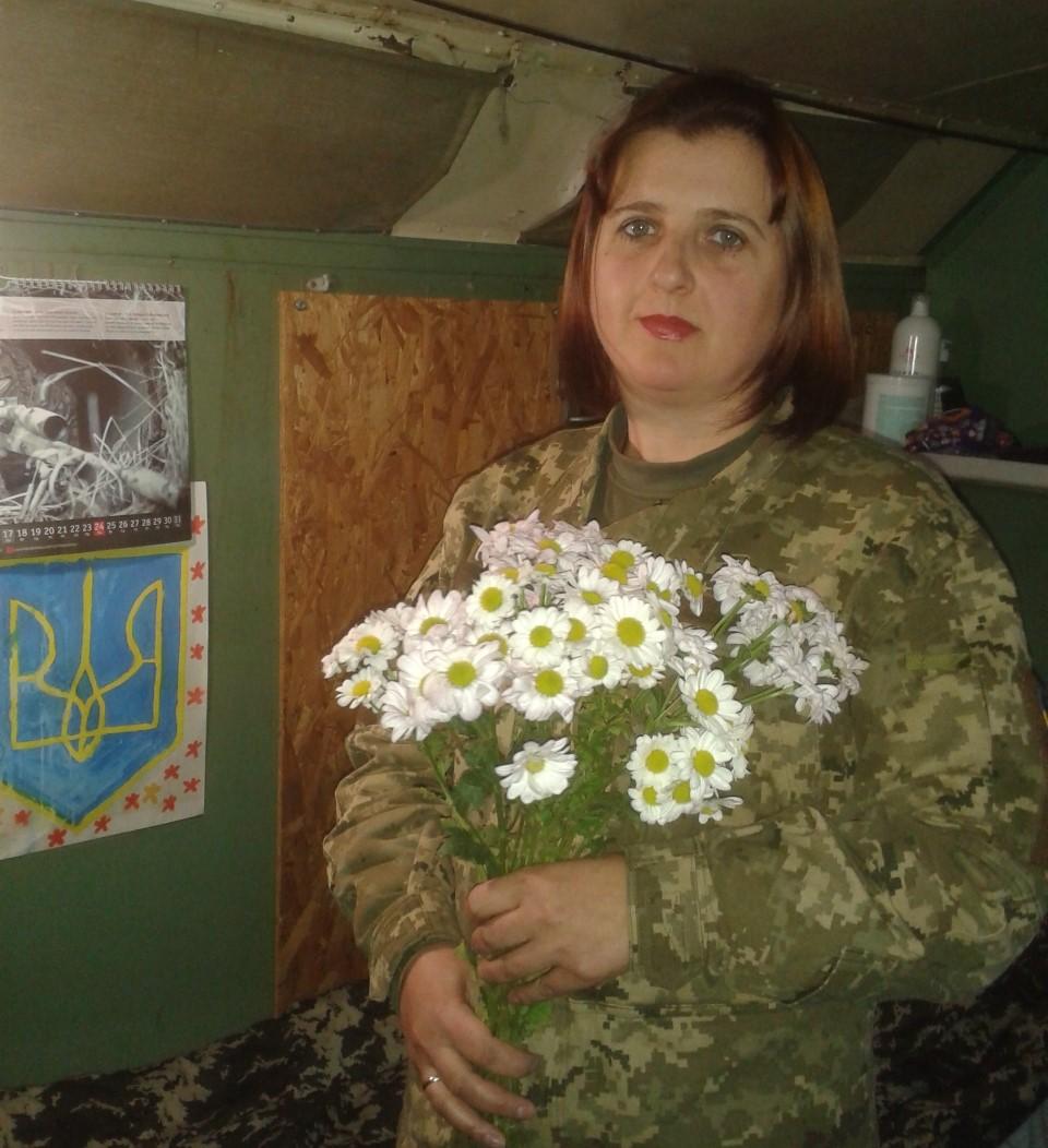 Уляна Чепіль: «В найстрашніші моменти на війні я молилась не за себе, а за своїх дітей»