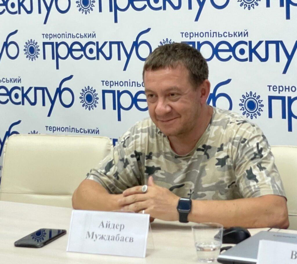 Доросла розмова про реалії сьогодення- наш гість Айдер Муджабаєв- журналіст, медіаменеджер, заступник гендиректора кримськотатарського телеканалу ATR