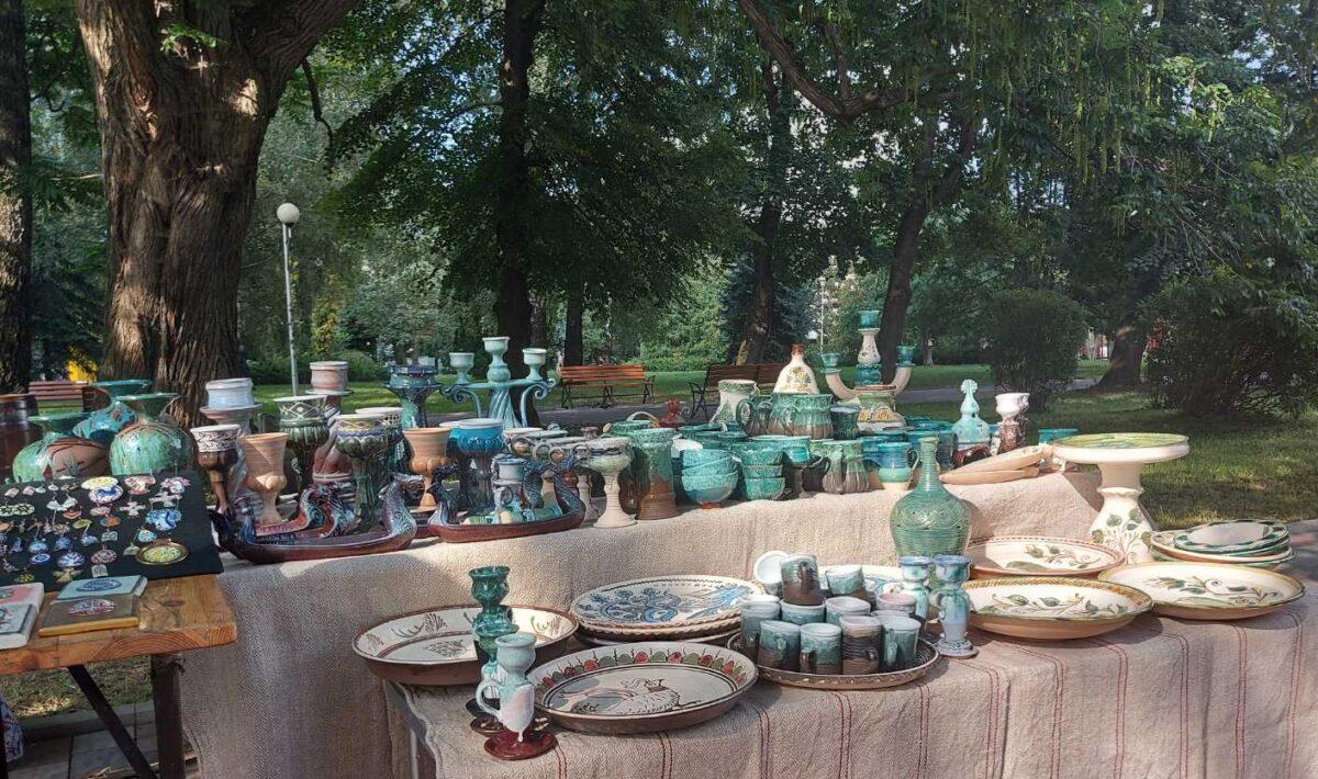 У Тернополі триває фестиваль прадавнього ремесла