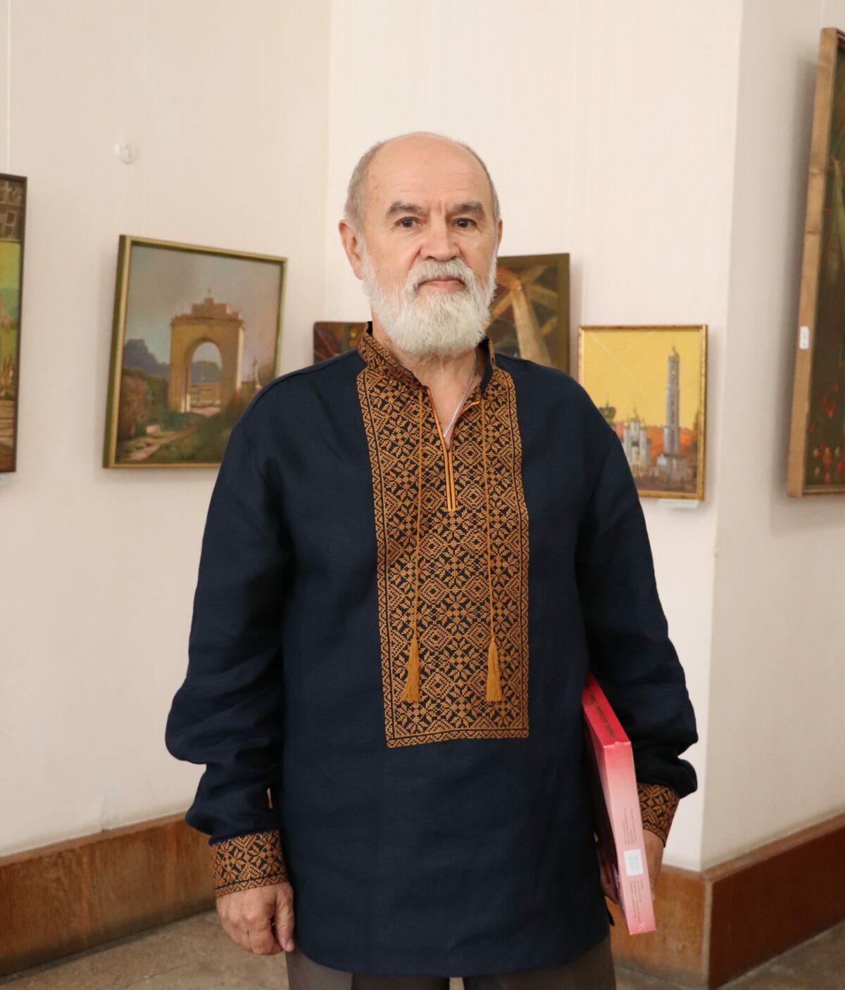 Богдан Ткачик: «Спочатку вони «падають» в душу, а потім на пензель, і я малюю…»