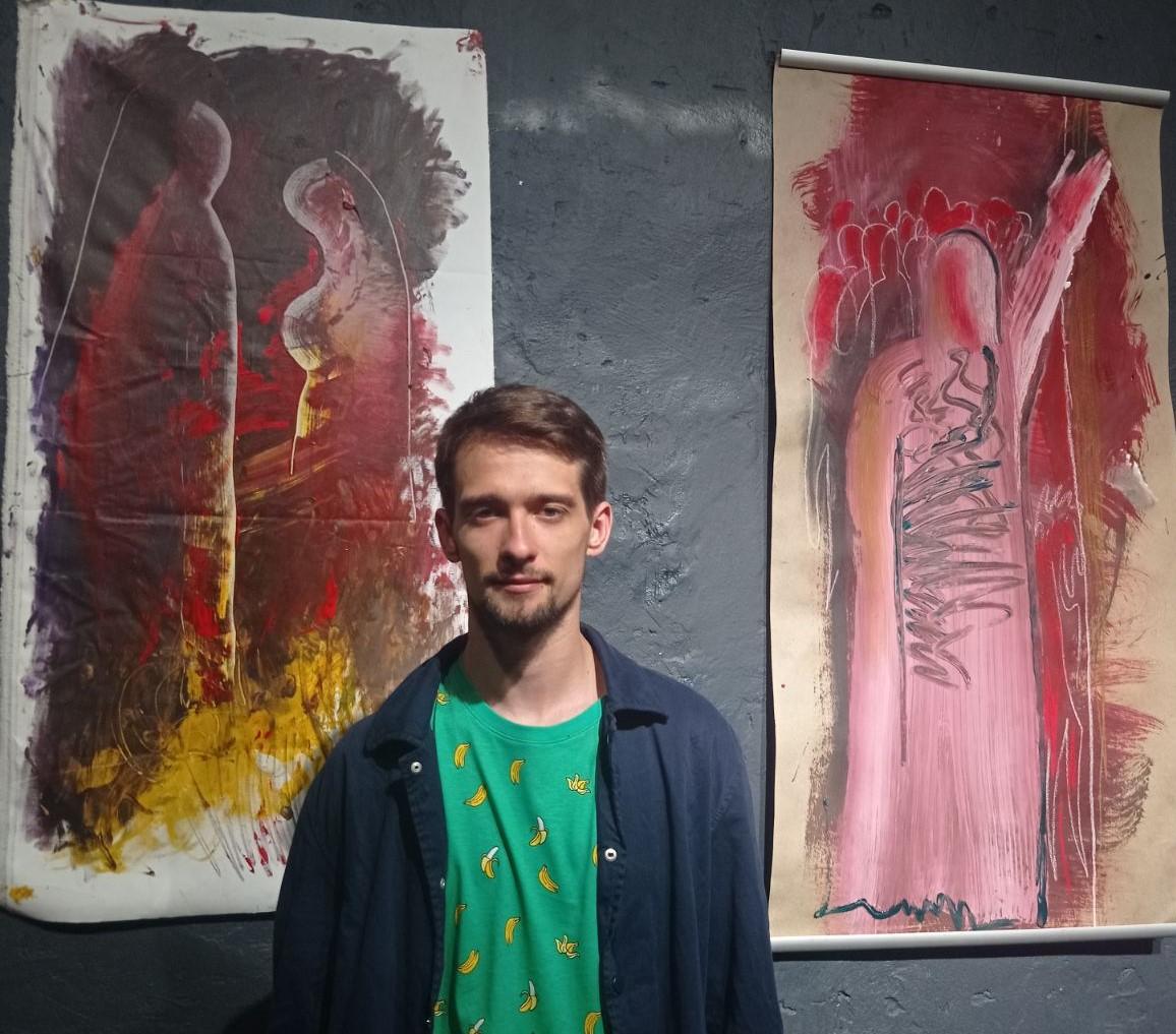 Євген Клименко: «Більшість моїх картин – із снів»