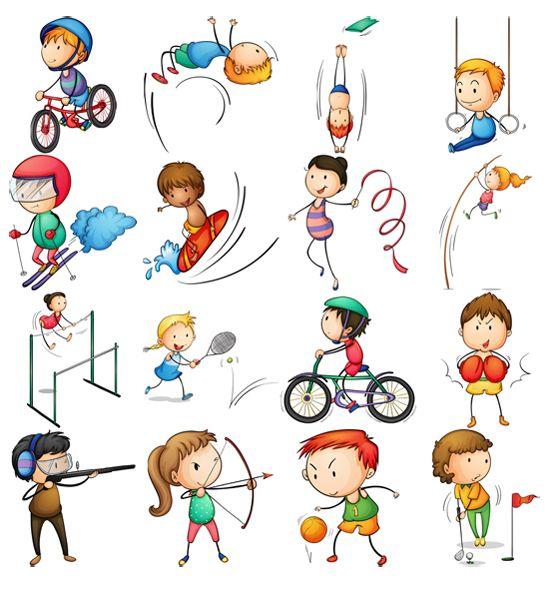 Залучіть дітей до спорту