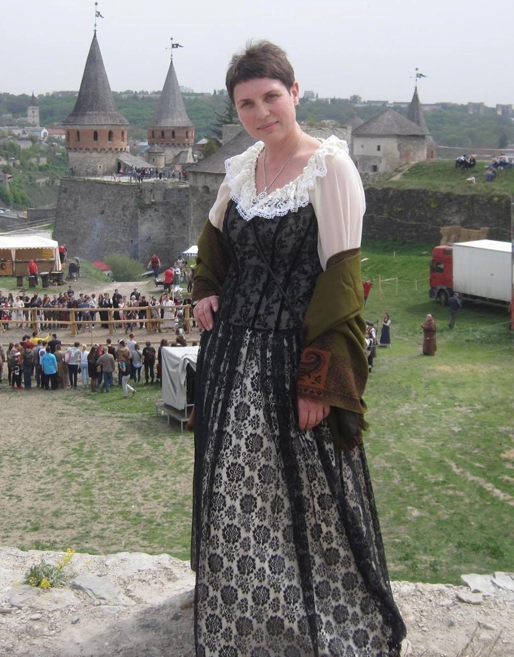 Вбрання, в якому оживає історія